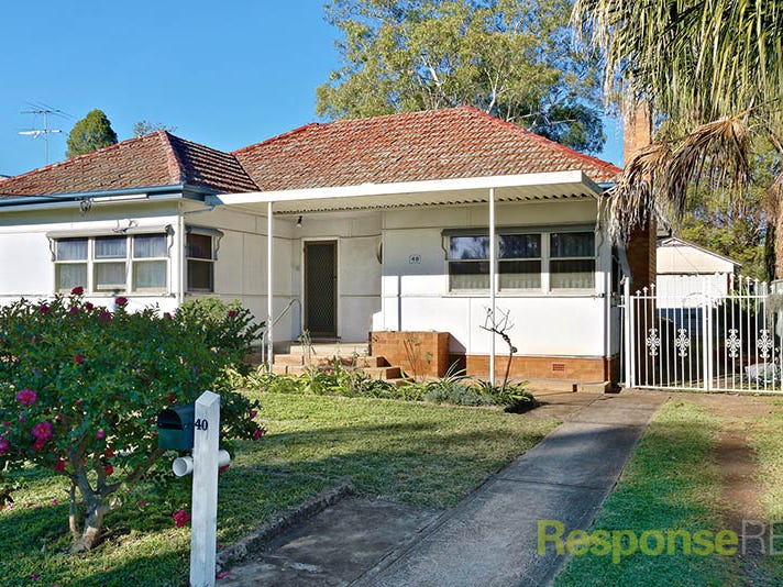 40 Graham Street, Doonside, NSW 2767