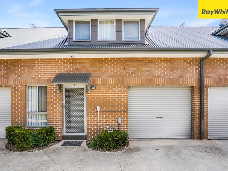 2/90-92 Irwin Street, Werrington, NSW 2747