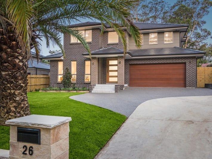 26 Myra Street, Wahroonga, NSW 2076