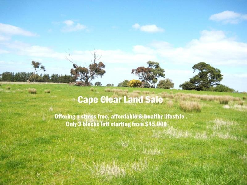 Lot 6, Cape Clear Rokewood Road, Cape Clear, Vic 3351