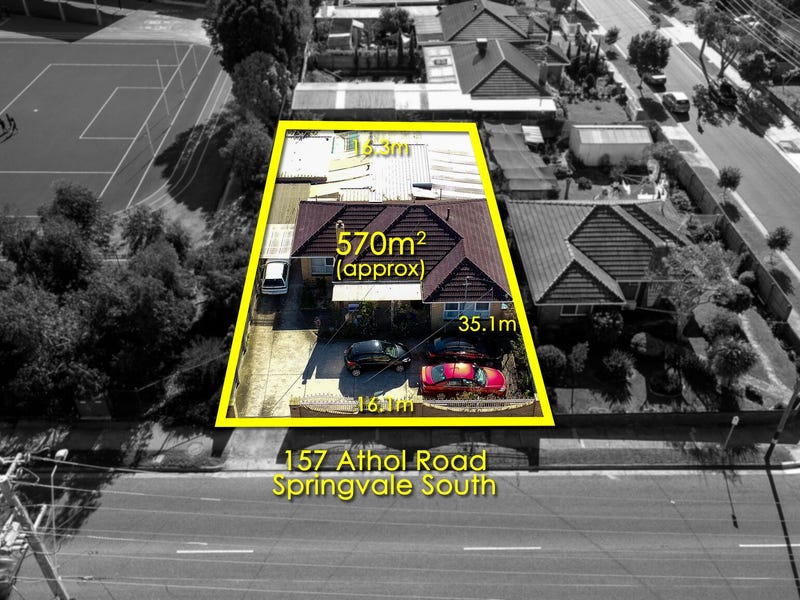 157 ATHOL ROAD, Springvale South, Vic 3172