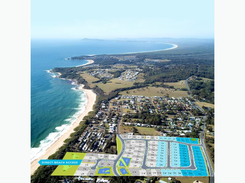 Lot 80, 72 Anniversary Drive, Diamond Beach, NSW 2430