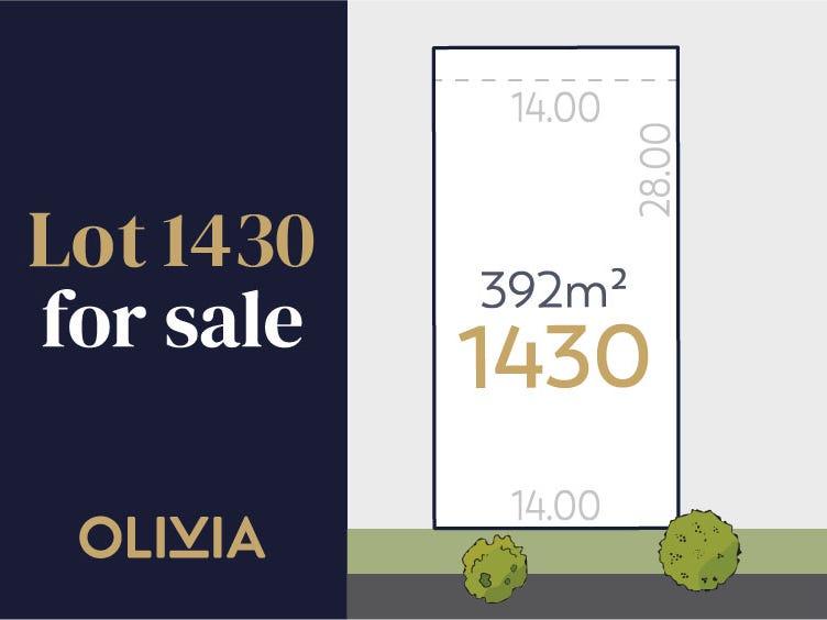 Lot 1430 Ionica Loop, Truganina, Vic 3029