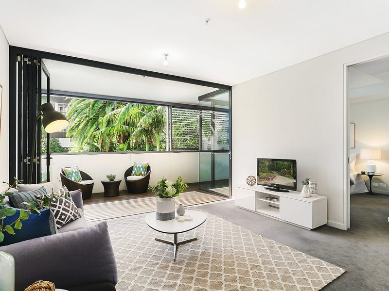 206/1 Sterling Circuit, Camperdown, NSW 2050