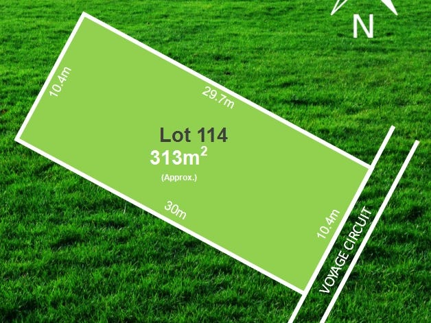 Lot 114 Voyage Circuit, Corio, Vic 3214