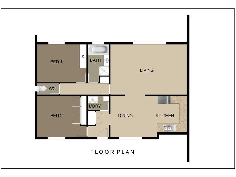 26/43 Kirkland Circuit, MacGregor, ACT 2615 - floorplan