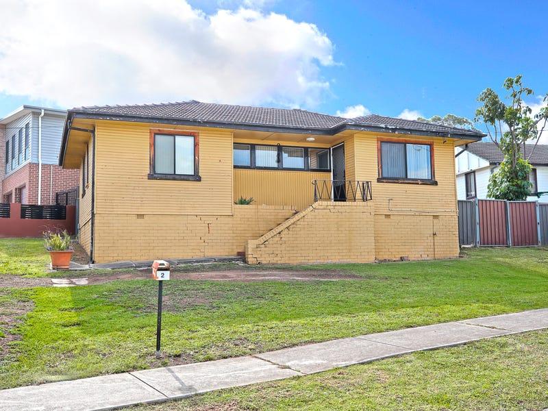 2 Winnall Place, Ashcroft, NSW 2168