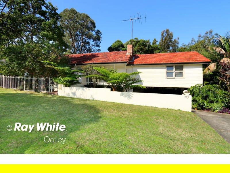 27 Cromdale Street, Mortdale, NSW 2223