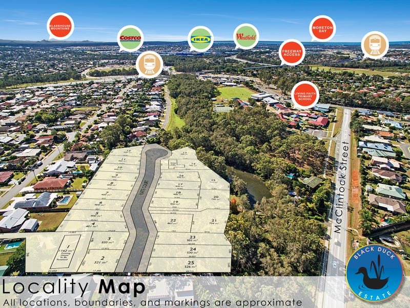 Lot 15 Kate Court, Black Duck Estate, Murrumba Downs