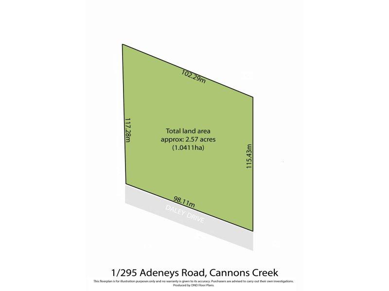 1/295 Adeneys Rd, Cannons Creek, Vic 3977