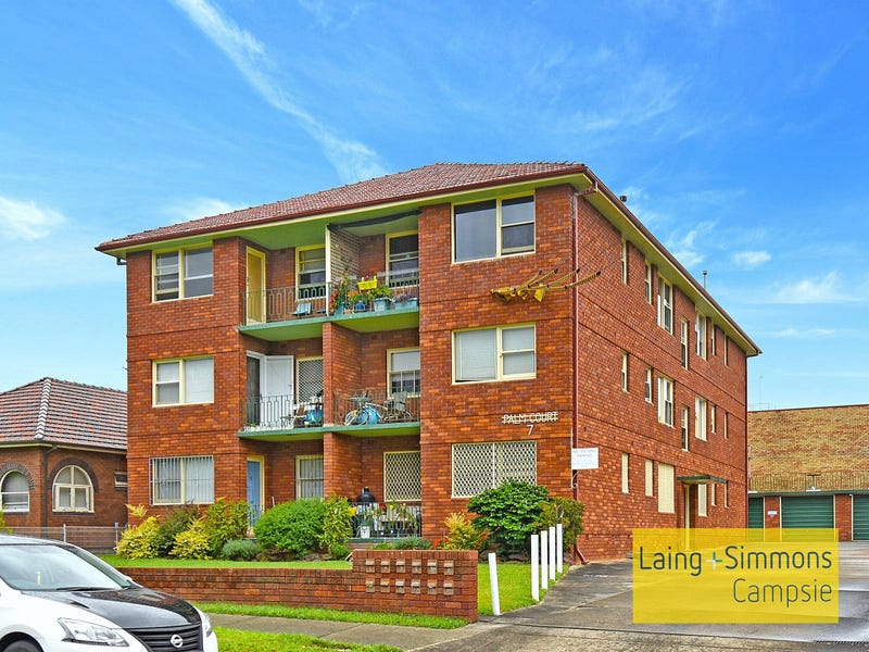 10/7 Vicliffe Ave, Campsie, NSW 2194