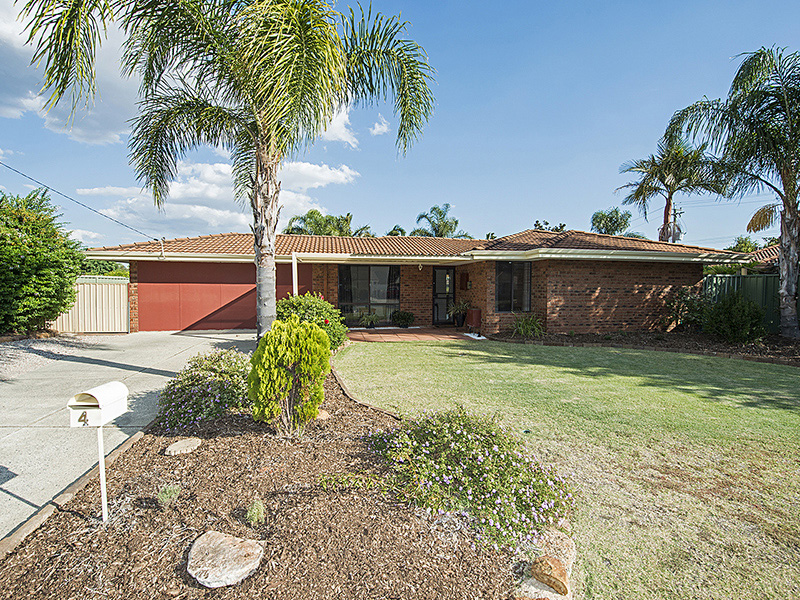 4 Brolga Court, High Wycombe, WA 6057