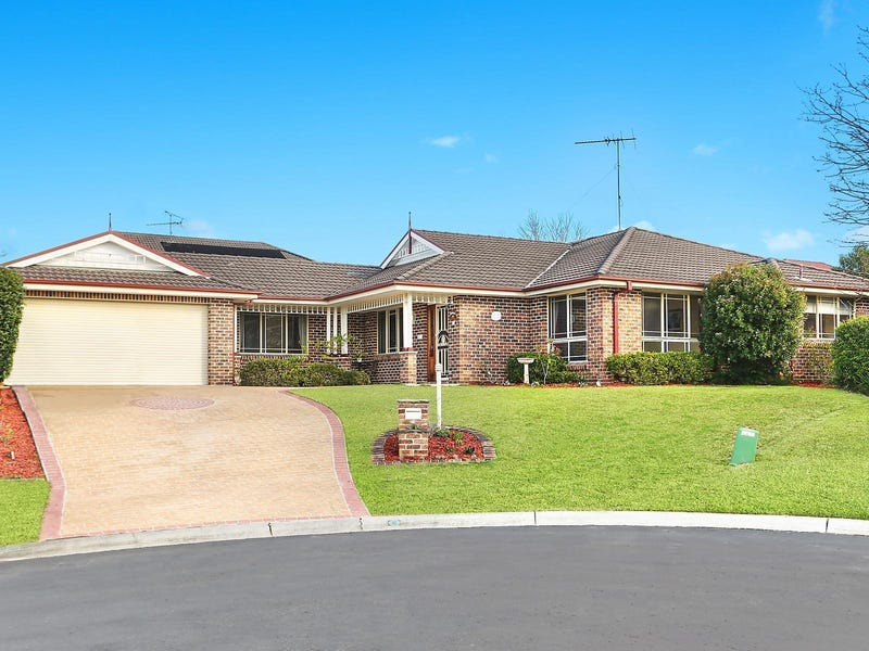 8 Proteus Place, Kellyville, NSW 2155