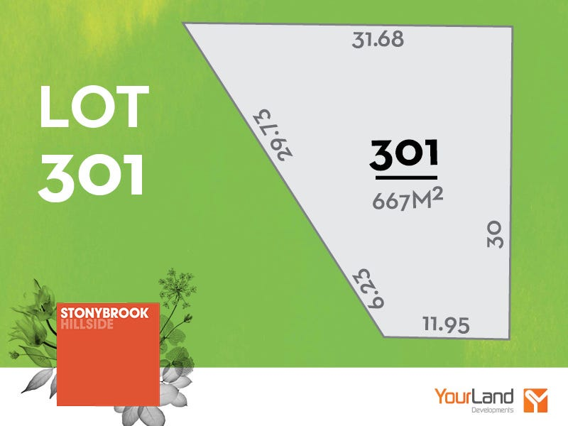 Lot 301, Mason Pace, Hillside, Vic 3037