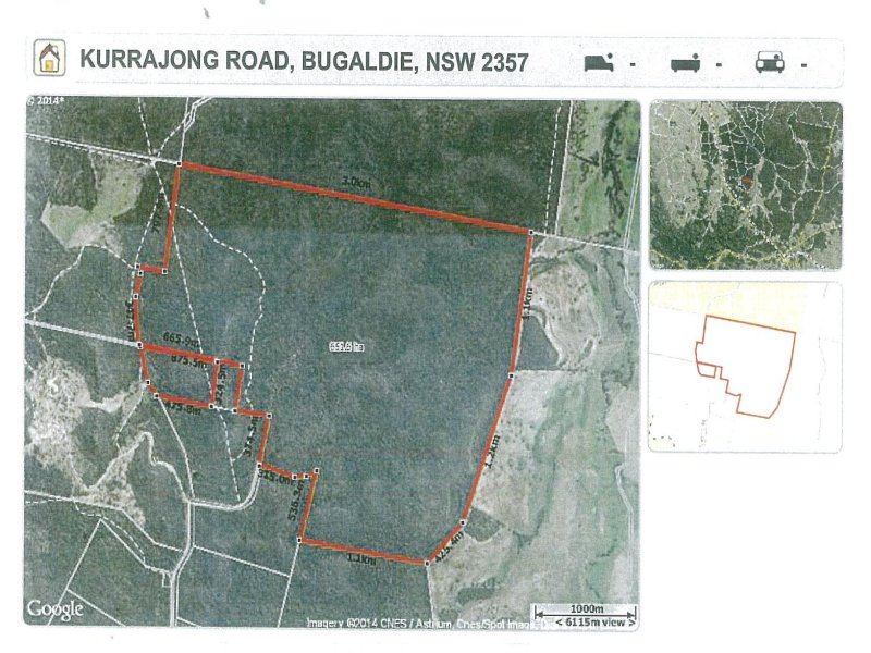 Lot Kurrajong Rd, Coonabarabran, NSW 2357