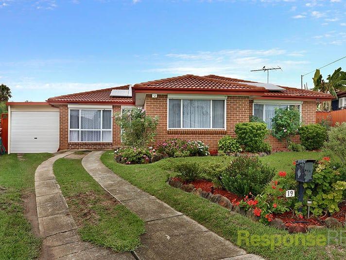 19 Noora Place, Marayong, NSW 2148
