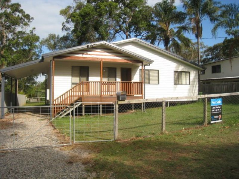 22 Guthrie St., Russell Island, Qld 4184