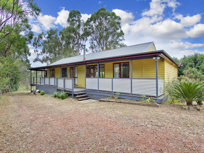 110 Fisher Road, Maraylya, NSW 2765