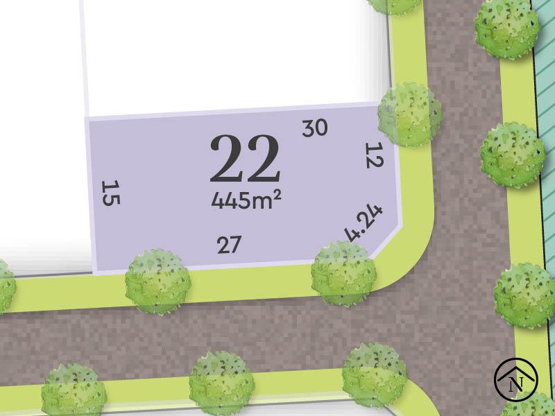 Lot 22 Monarch Parade, Roseworthy, SA 5371