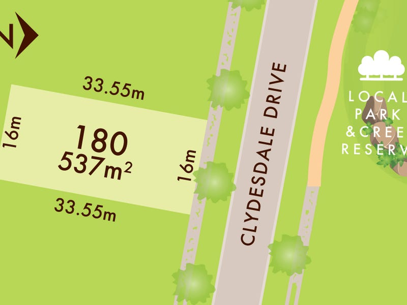 Lot 180, 47 Clydesdale Drive, Bonshaw, Vic 3352