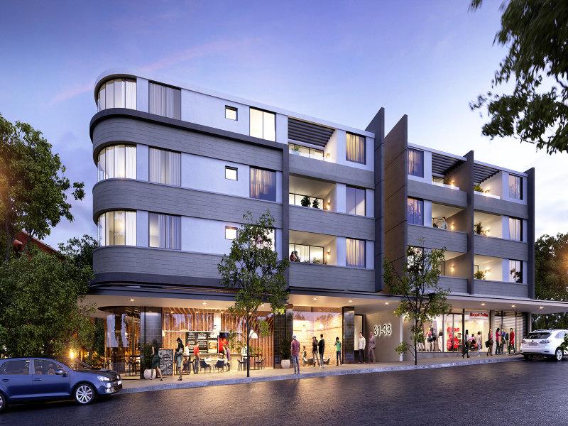 102/31-33 New Canterbury Road, Petersham, NSW 2049