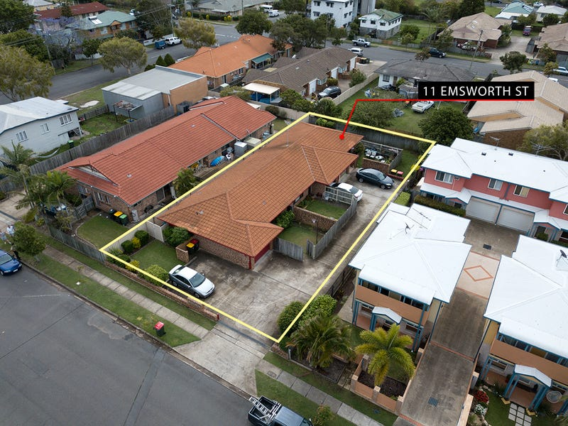 1-3/11 Emsworth Street, Wynnum, Qld 4178