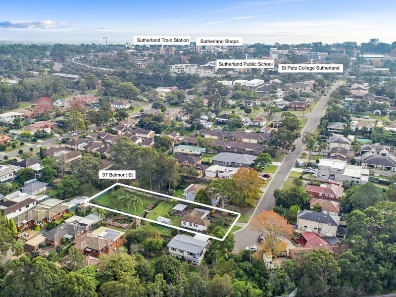 97 Belmont Street, Sutherland, NSW 2232