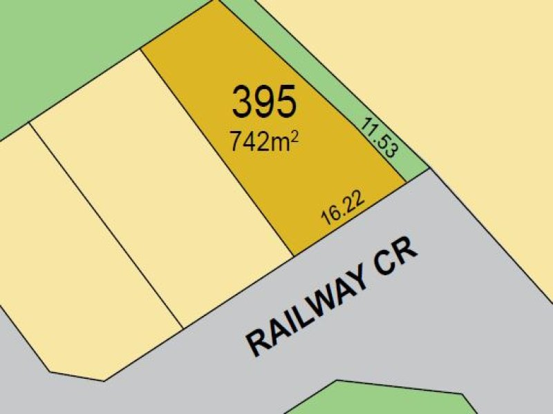 Lot 395, 5 Railway Crescent, Gnowangerup, WA 6335