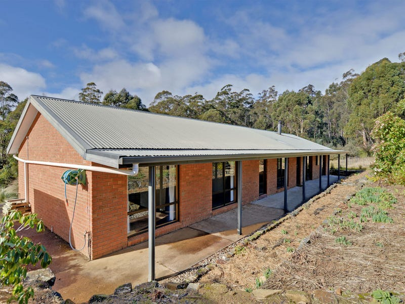 335 Collins Cap Road, Collinsvale, Tas 7012