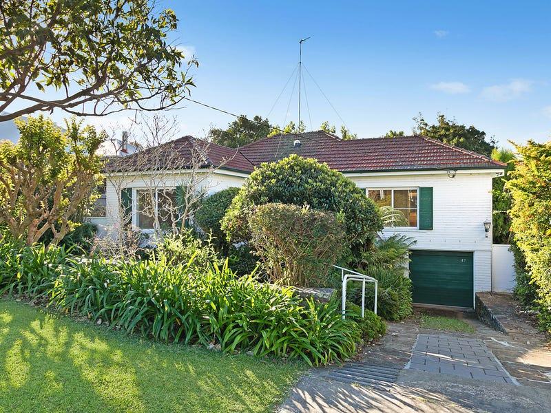 47 Robert Street, Freshwater, NSW 2096