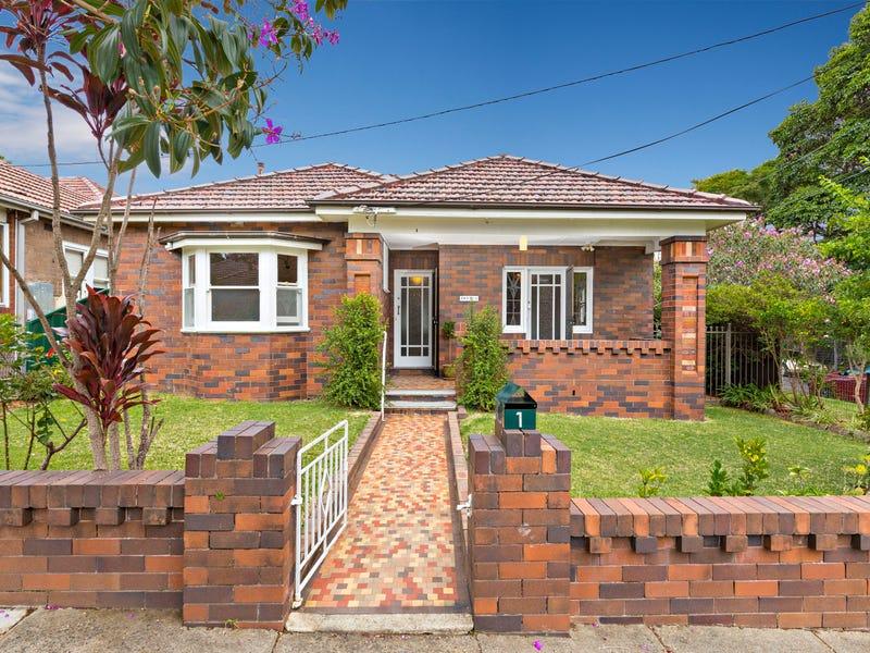 1 Tawa Street, Ashfield, NSW 2131