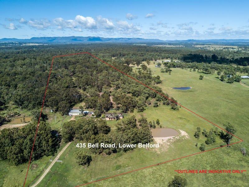435 Bell Road, Lower Belford, Singleton, NSW 2330