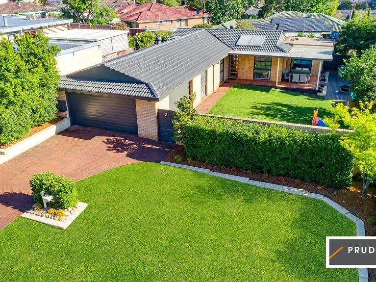3 Kooloona Crescent, Bradbury, NSW 2560