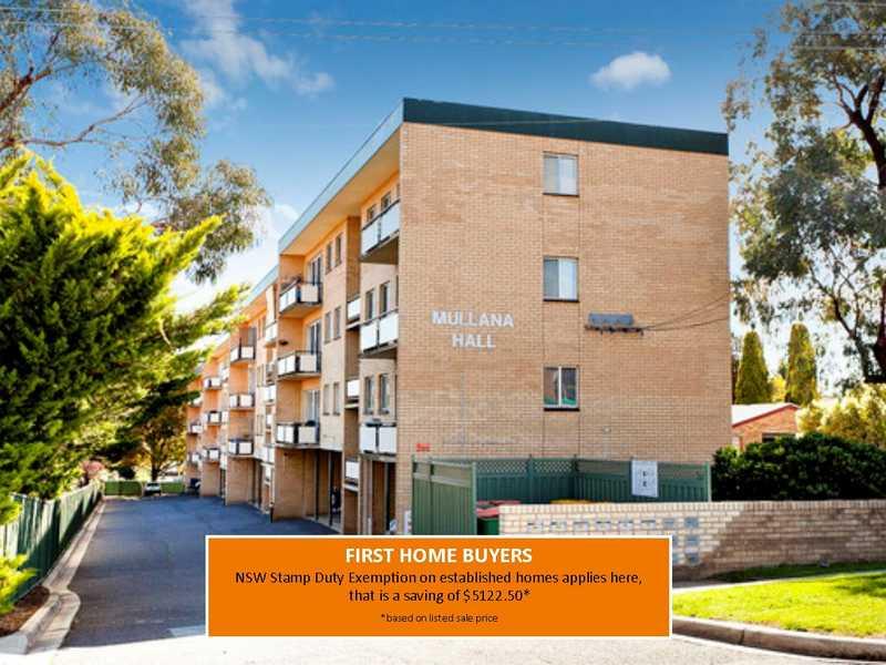 10/34 Mowatt Street, Queanbeyan, NSW 2620