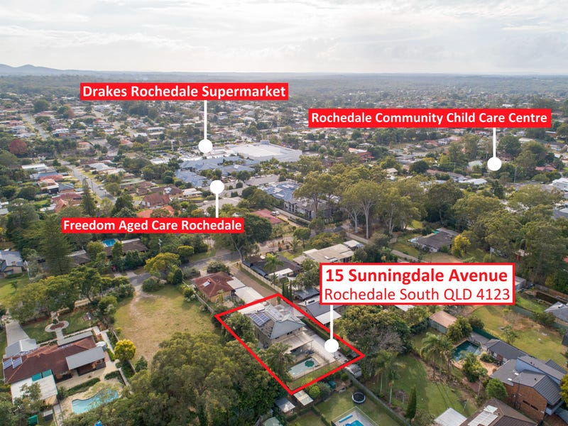 15 Sunningdale Avenue, Rochedale South, Qld 4123