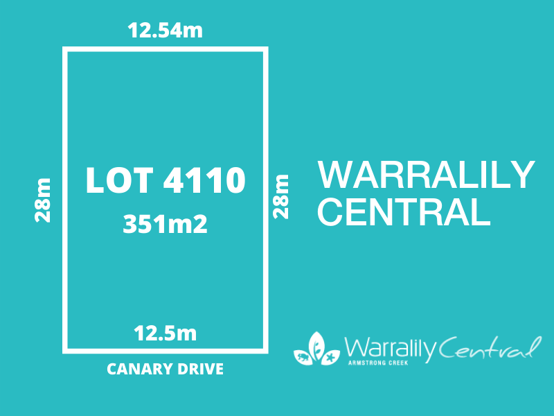 Lot 4110, Conifer Street, Armstrong Creek, Vic 3217