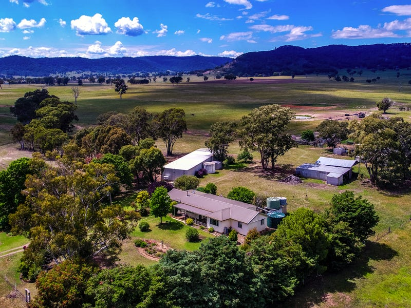 Narrango Road, Rylstone, NSW 2849