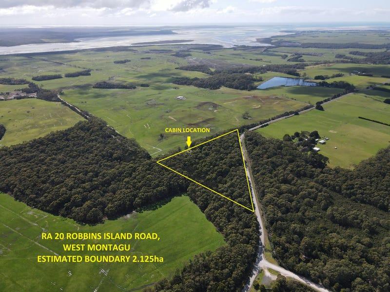RA 20 Robbins Island Road, West Montagu, Tas 7330