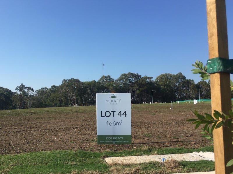 Lot 44 Sandpiper Street, Nudgee Place, Nudgee, Qld 4014