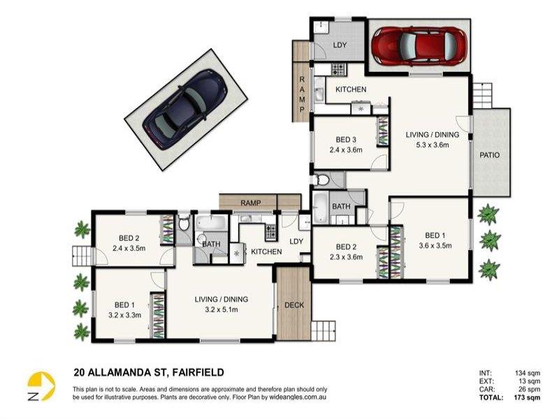 20 Allamanda St, Fairfield, Qld 4103