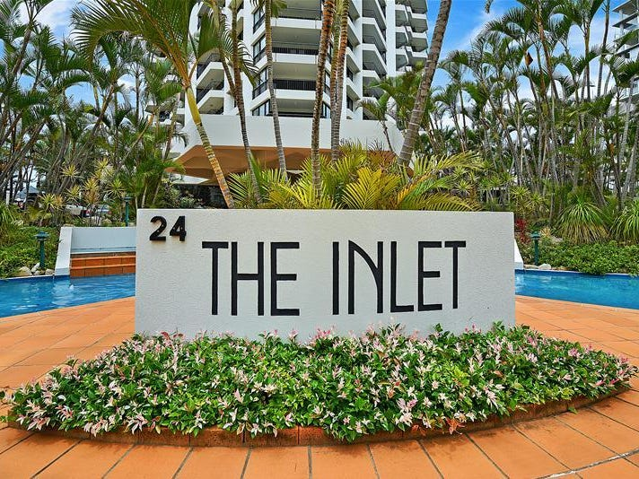 'THE INLET', 24 Breaker  Street, Main Beach, Qld 4217