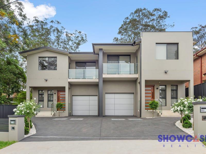 11A Homelands Avenue, Carlingford, NSW 2118