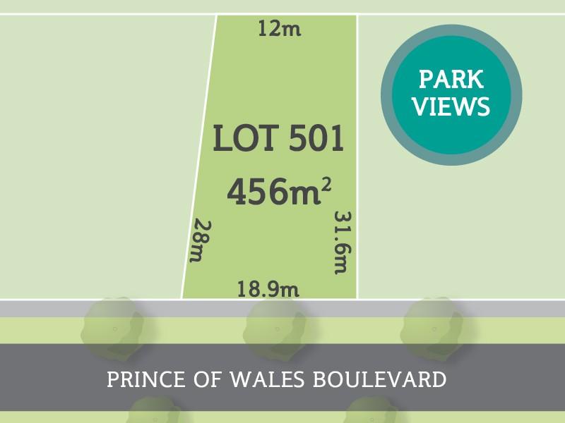 Lot 501, Prince of Wales Boulevard, Alfredton, Vic 3350