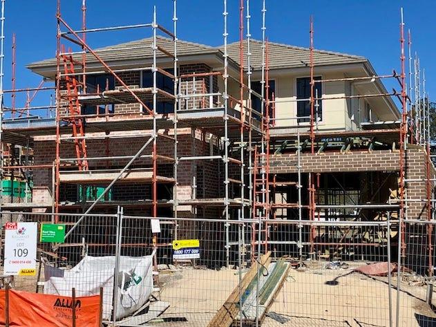 Lot 109 Byerley Street, Box Hill, NSW 2765