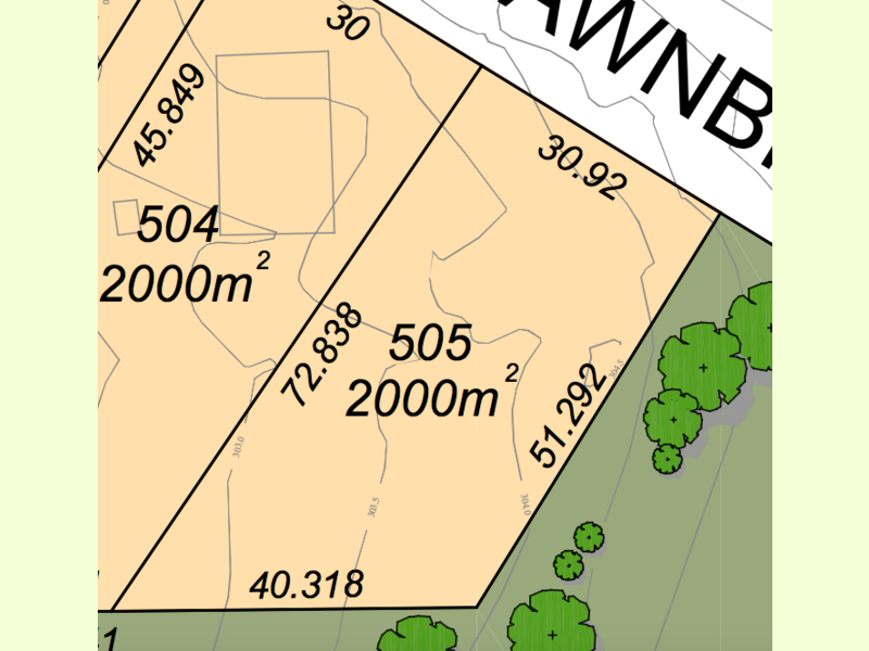 Lot 505 Lawnbrook Road West, Walliston