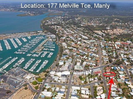 4/177 Melville Tce, Manly
