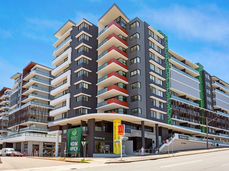 807/2A Charles Street, Canterbury, NSW 2193