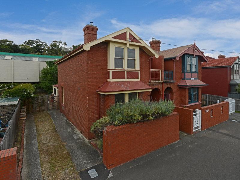 27 Letitia Street, North Hobart, Tas 7000