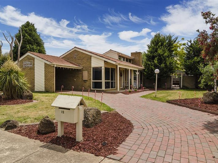 12 Barber  Drive, Hoppers Crossing, Vic 3029
