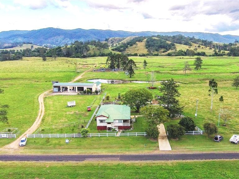 215 Eastern Mary River Road, Conondale